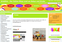 Artedhio Homepage