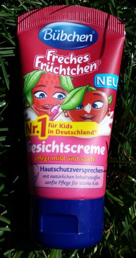 Bübchen Freches Früchtchen und weitere Pflegeprodukte für Kids im Test