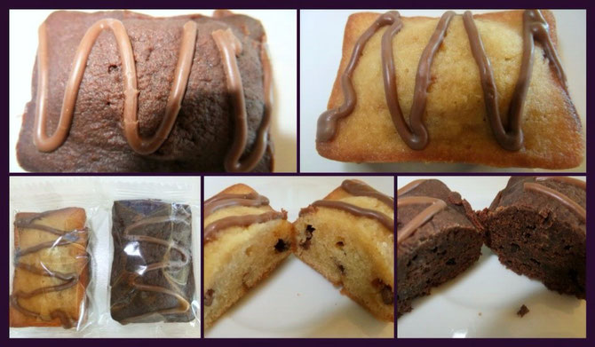 Bahlsen Brownies und Blondies im Test