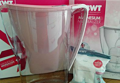 BWT Magnesium Mineralizer Test