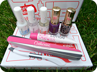 Catherine Nail Box im Test