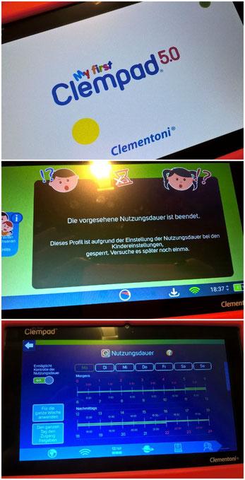 Clementoni Clempad 5.0 3+ im Test