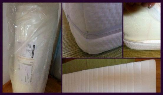 Der große Verapur Matratzentest mit der 7 Zonen Taschenfederkernmatratze 20370 TFK