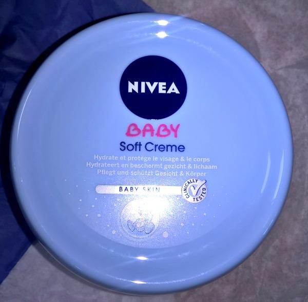 Die neuen NIVEA Baby Soft Creme Produkte im Test