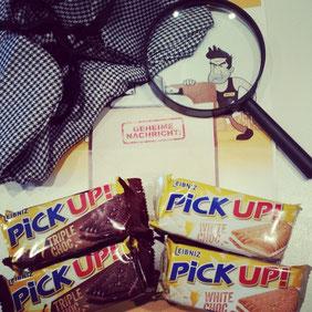 Die neuen Sorten PiCK UP! Triple Choc und White Choc im Test - mit Gewinnchance für Euch!