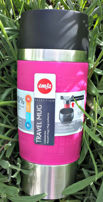emsa Travelmug Test Thermobecher