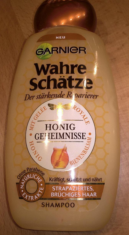 Garnier Wahre Schätze Honiggeheimnisse im Test