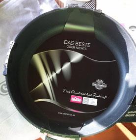 Gastrolux Pfannentest 2014 Guss - Bratpfanne - 32cm mit 2 Griffen im Test