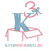 Kindhochdrei Logo