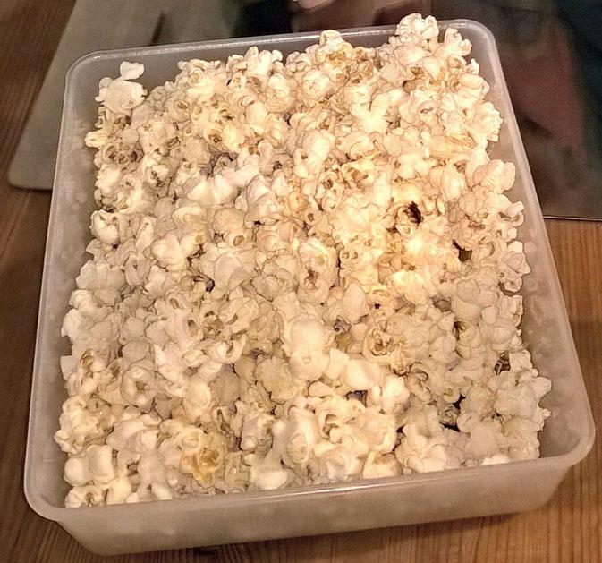 Klarstein Popcornmaschine im Test