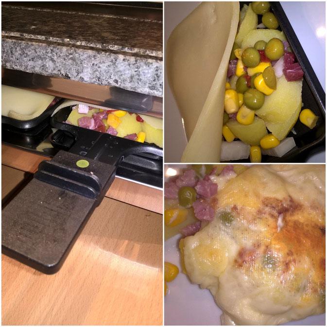 Klarstein Tenderloin 50/50 Raclette-Grill mit Naturstein im Test
