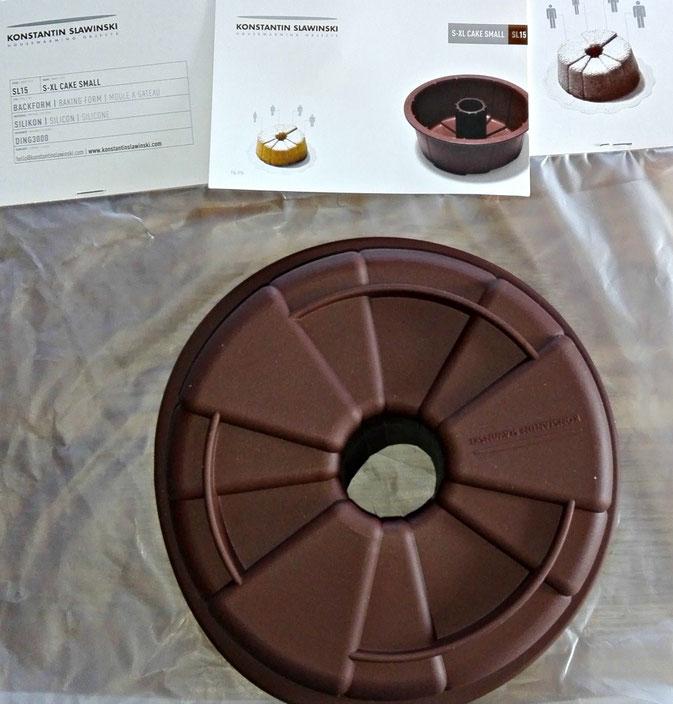 Konstantin Slawinski S-XL-CAKE und S-XL-CAKE SMALL im Test