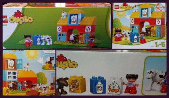 LEGO DUPLO 10617 Mein erster Bauernhof im Test