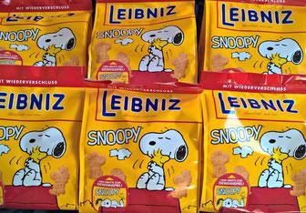 Leibniz Snoopy Kekse im Test