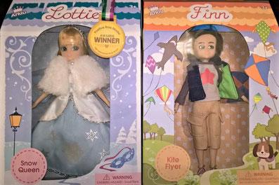 Lottie Puppen im Test Arklu