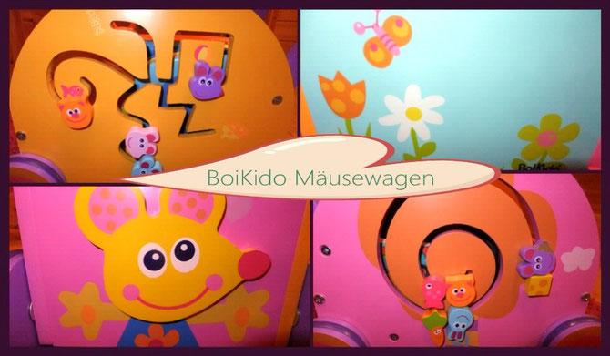 Maeusewagen BoiKido