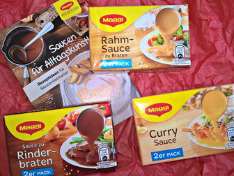 Maggi neue Saucen im Test Bloggerevent Maggi Maggiblogger