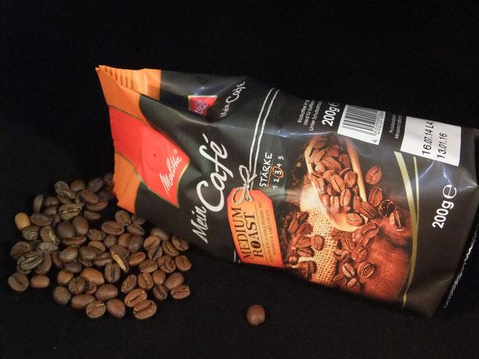 Melitta® Mein Café Mild, Medium und Dark Roast im Test
