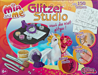Mia and Me Glitza Studio im Test