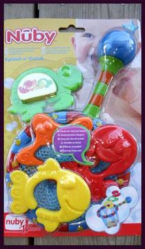 Nûby Splash'n Catch Wasserspielzeug Fischernetz im Test