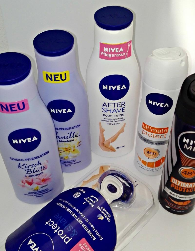 NIVEA Gewinnspiel