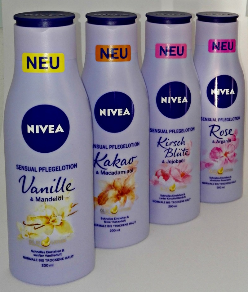 Nivea Sensual Review