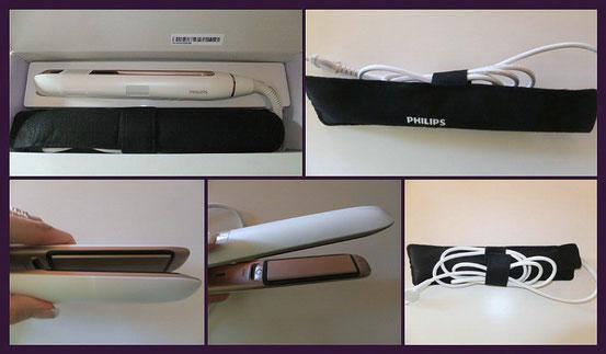 Philips Haarglätter Glätteisen MoistureProtect HP8372/00 im Test