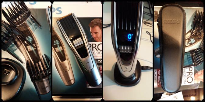 Philips Series 9000 HC9490/15 Haarschneider im Test