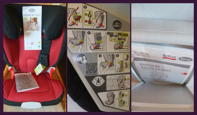 Römer KIDFIX XP SICT Kindersitz im Test