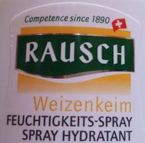 RAUSCH Weizenkeim Feuchtigkeits-Spray für die Haare im Test
