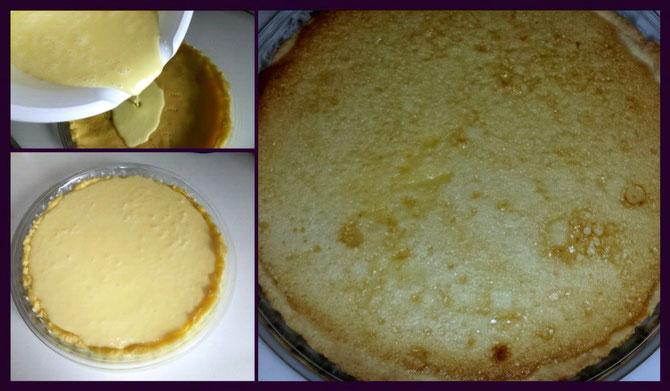 Rezept: Schnelle Zitronen-Tarte