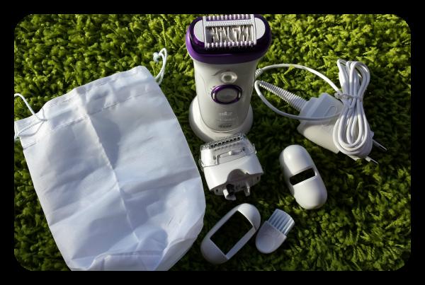 Silk-épil Wet & Dry 9 Epilierer im Test