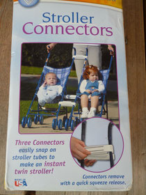 Stroller Connectors Buggy Verbinder