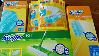 Swiffer Produkte im Test