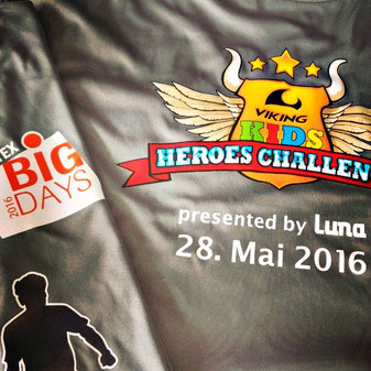 Viking Heroes Family Challenge 2016