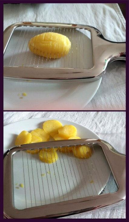 WMF Kartoffelschneider im Test