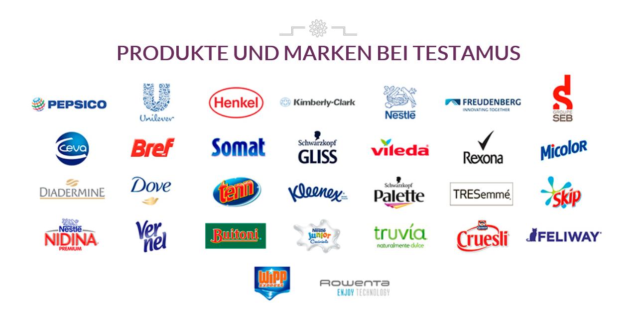 Testamus Produkttestportal Erfahrungen