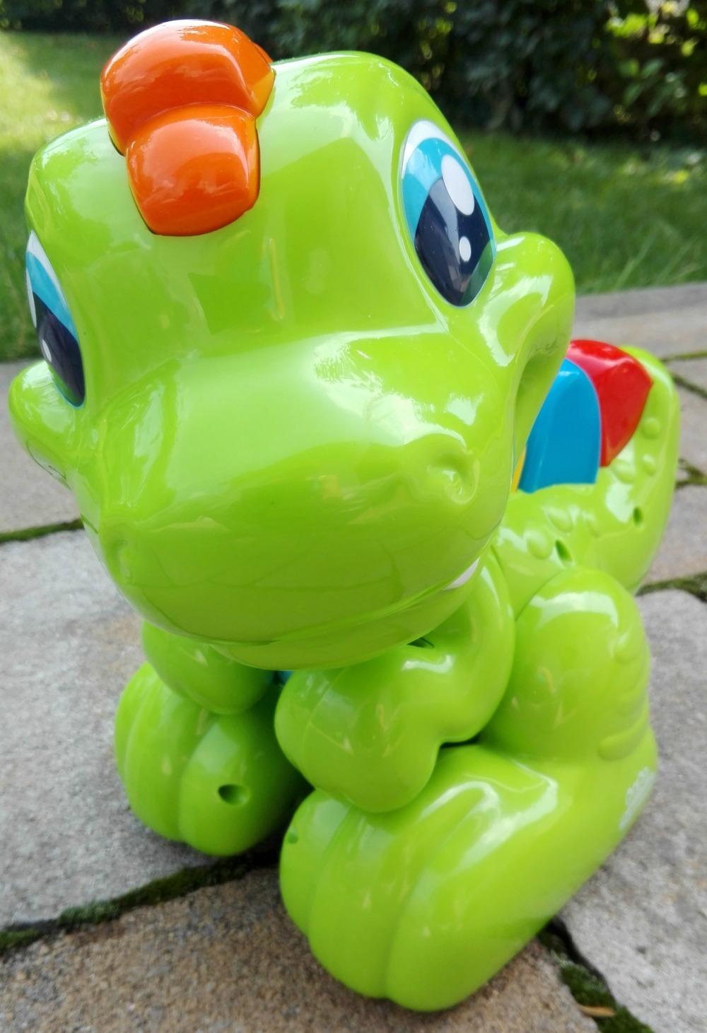 Baby T-Rex Clementoni Erfahrung Empfehlung