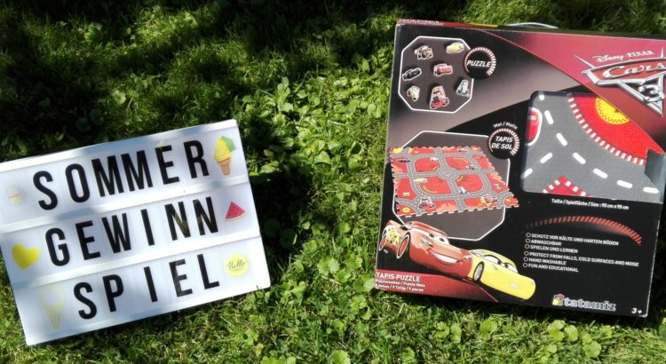 Knorrtoys Puzzlematte Cars