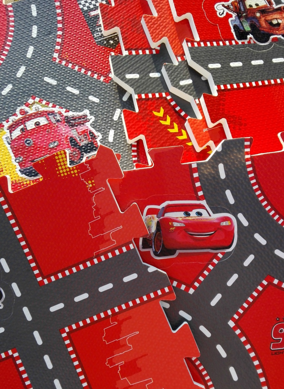 Cars Puzzlematte Knorrtoys Erfahrungen