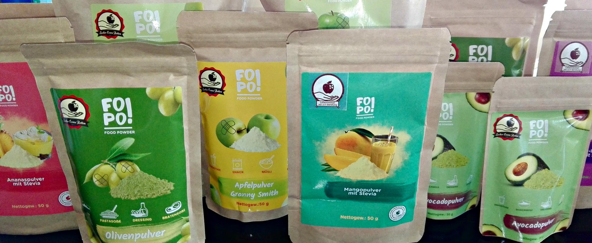 FoPo Fruchtpulver Erfahrung