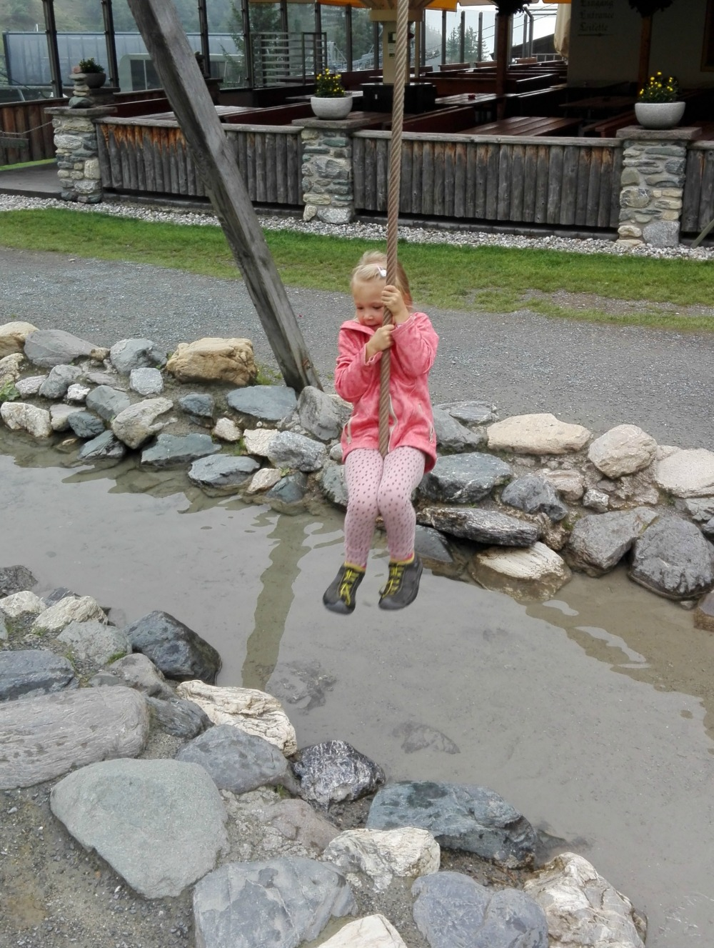 Unsere Erfahrung im Hexenwasser.