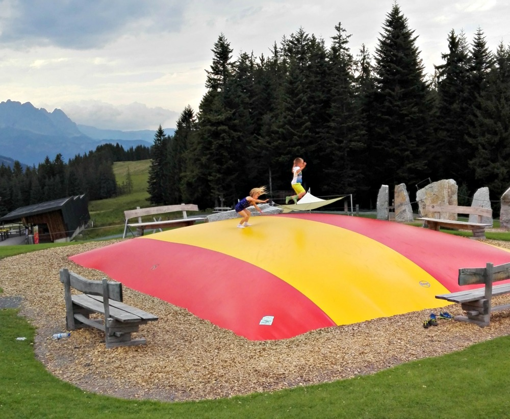 Unsere Erfahrung im Familenurlaub in Waidring Tirol.