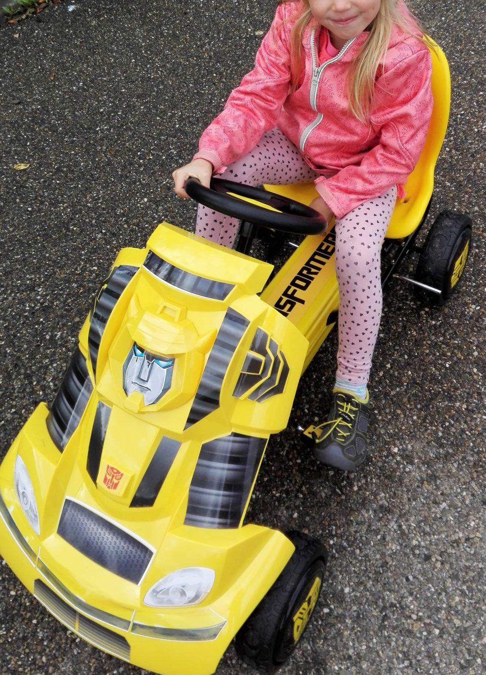 Unsere Erfahrung mit dem Hauck Go Kart Bumblebee