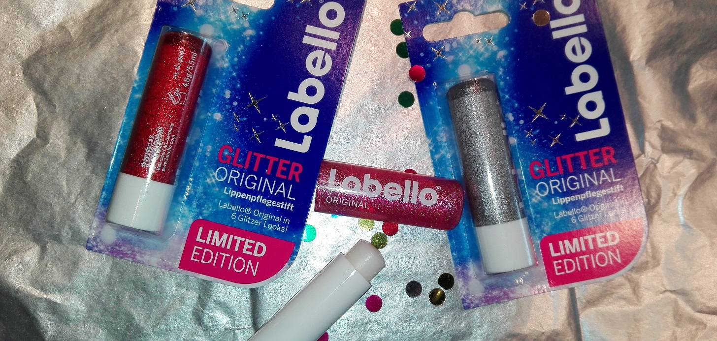 Labello Limited Edition Glitter Erfahrung