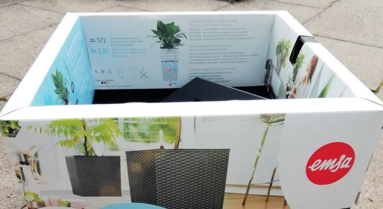 emsa Casa Cosy Bewässerungssystem Erfahrung