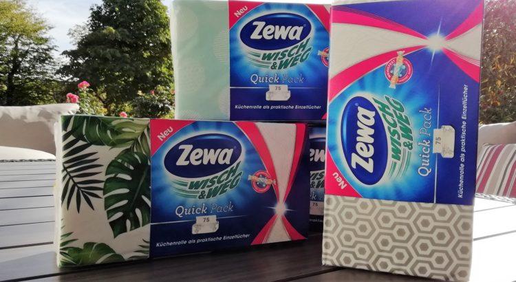 zewa quick pack Erfahurung