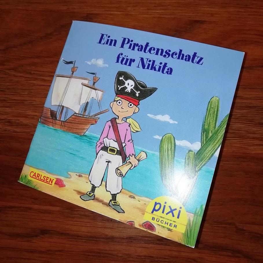 personalisiertes Pixibuch gestalten
