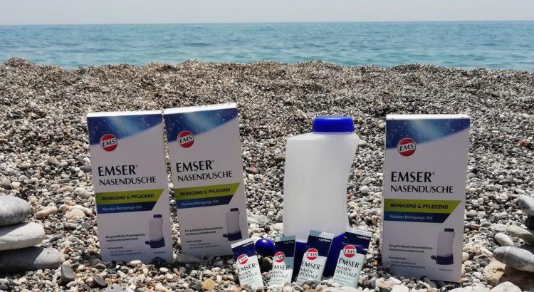 meine Erfahrung mit der Nasendusche von Emser als Allergiker
