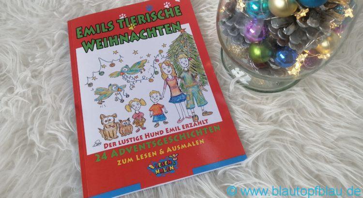 Adventskalender Emils Tierische Weihnachten